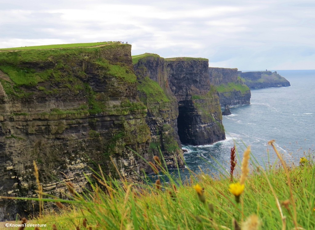 Cliffs of Moher Ireland www.knowntoventure.com