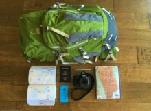 Backpacker's necessities www.knowntoventure.com
