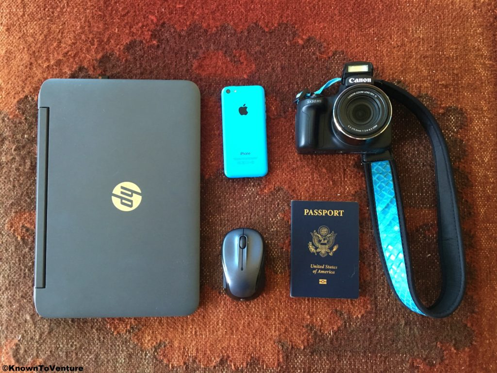 Travel blogger starter kit Jessie Bender www.knowntoventure.com about