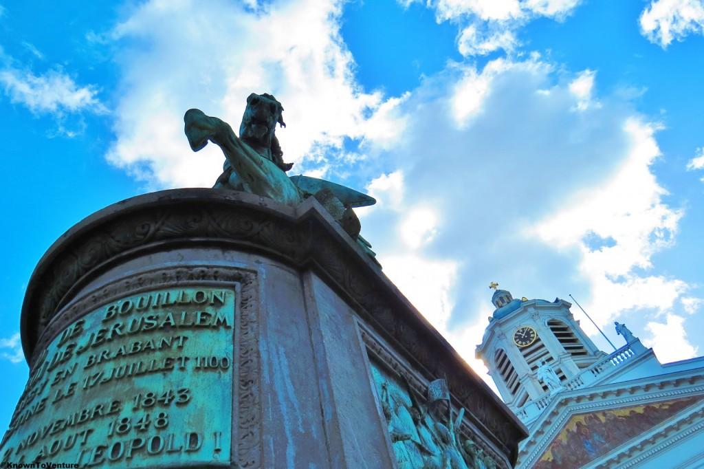 Saint Jacques-sur-Coudenberg Church, Brussels, Belgium www.knowntoventure.com