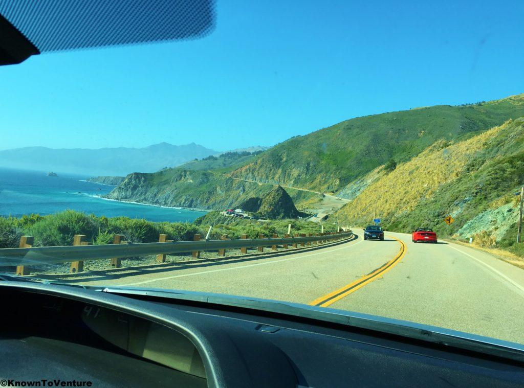 Big Sur, CA - Highway 1 California Coastal Road Trip www.knowntoventure.com