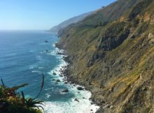 Ragged Point - Big Sur - California Road Trip www.knowntoventure.com