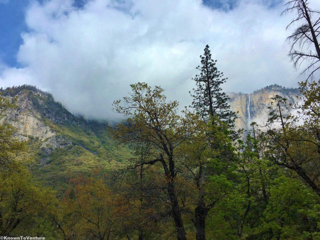 Yosemite Valley - Ribbon Falls - California Road Trip www.knowntoventure.com